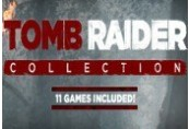 Tomb Raider 2015 Collection Steam Gift