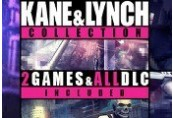 Kane & Lynch Collection EU Steam CD Key