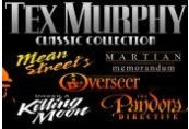 Tex Murphy Complete Pack Steam CD Key
