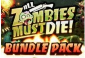 All Zombies Must Die!: Bundle Steam CD key