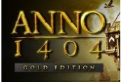 Anno 1404: Gold Edition EN/FR/ES/IT Languages Only Clé Uplay