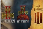 Age of Empires Legacy Bundle Including The Forgotten Steam Gift