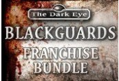 Blackguards Franchise Bundle Steam CD Key