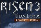 Risen 3 - Complete Edition ROW Steam CD Key