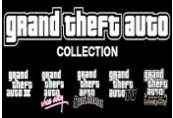 Grand Theft Auto Collection Steam CD Key