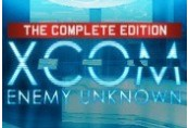 XCOM Enemy Unknown The Complete Edition EU Steam CD Key
