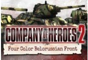 Company of Heroes 2: Soviet Skin - Four Color Belorussian Front Pack Clé Steam