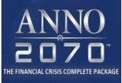 Anno 2070 - Financial Crisis Complete Pack DLC Clé  Uplay