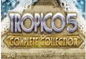 Tropico 5: Complete Collection Clé Steam