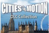 Cities in Motion - DLC Collection 2016 Steam CD Key
