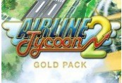 Airline Tycoon 2: Gold Pack Steam CD Key