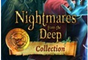 Nightmares from the Deep: The Cursed Heart Chave Steam