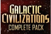 Galactic Civilizations Complete Pack Steam CD Key