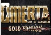 Omerta - City of Gangsters Gold Edition Steam CD Key