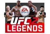 UFC 2 - The Legends DLC EU PS4 CD Key