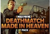 Max Payne 3: Deathmatch Made in Heaven Mode Pack Steam CD Key