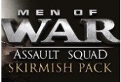 Men of War: Assault Squad - Skirmish Pack Clé Steam