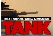 Tank: M1A1 Abrams Battle Simulation Steam CD Key
