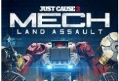 Just Cause 3 - Mech Land Assault DLC Steam CD Key