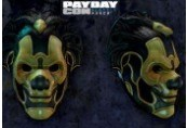 PAYDAY 2: The King of Jesters Mask (PAYDAYCON2015) Steam CD Key