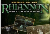 Rhiannon: Curse of the Four Branches Steam CD Key