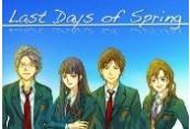 Last Days of Spring Steam CD Key