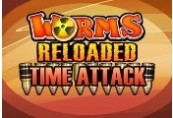 Worms Reloaded - Time Attack Pack DLC Clé Steam