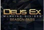 Deus Ex: Mankind Divided - Season Pass Clé Steam