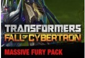 Transformers: Fall of Cybertron - Massive Fury Pack DLC Steam CD Key