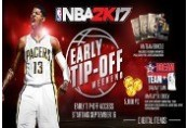 NBA 2K17 - Early Tip Off Access DLC EU Steam CD Key
