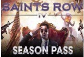 Saints Row IV: Season Pass Steam CD Key