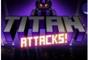 Titan Attacks! Steam CD Key