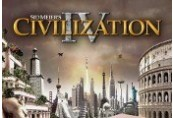 Sid Meier's Civilization IV Chave Steam