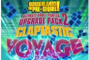 Borderlands: The Pre-Sequel - Claptastic Voyage and Ultimate Vault Hunter Upgrade Pack 2 DLC Steam CD Key