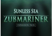 Sunless Sea - Zubmariner DLC Steam CD Key