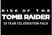 Rise of the Tomb Raider - 20 Year Celebration Pack DLC Steam CD Key