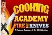 Cooking Academy Fire and Knives Steam CD Key