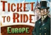 Ticket to Ride Europe DLC Steam CD Key