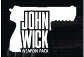 PAYDAY 2 - John Wick Weapon Pack DLC Steam CD Key