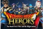 Dragon Quest Heroes: Slime Edition RoW Clé Steam