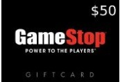 GameStop $50 US Gift Card