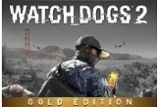 Watch Dogs 2 Gold Edition EU Uplay CD Key