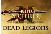 King Arthur II - Dead Legions DLC Clé Steam