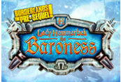 Borderlands: The Pre-Sequel - Lady Hammerlock the Baroness Pack Clé Steam