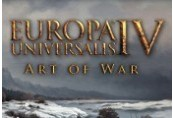 Europa Universalis IV - Art of War Expansion Steam CD Key