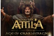 Total War: ATTILA - Age of Charlemagne Campaign Pack DLC RU VPN Required Steam CD Key