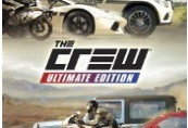 The Crew - Ultimate Edition Upgrade DLC US PS4 CD Key