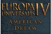 Europa Universalis IV - American Dream DLC Steam CD Key