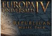 Europa Universalis IV - Republican Music Pack DLC Steam CD Key