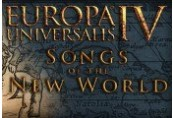 Europa Universalis IV - Songs of the New World Pack DLC Steam CD Key